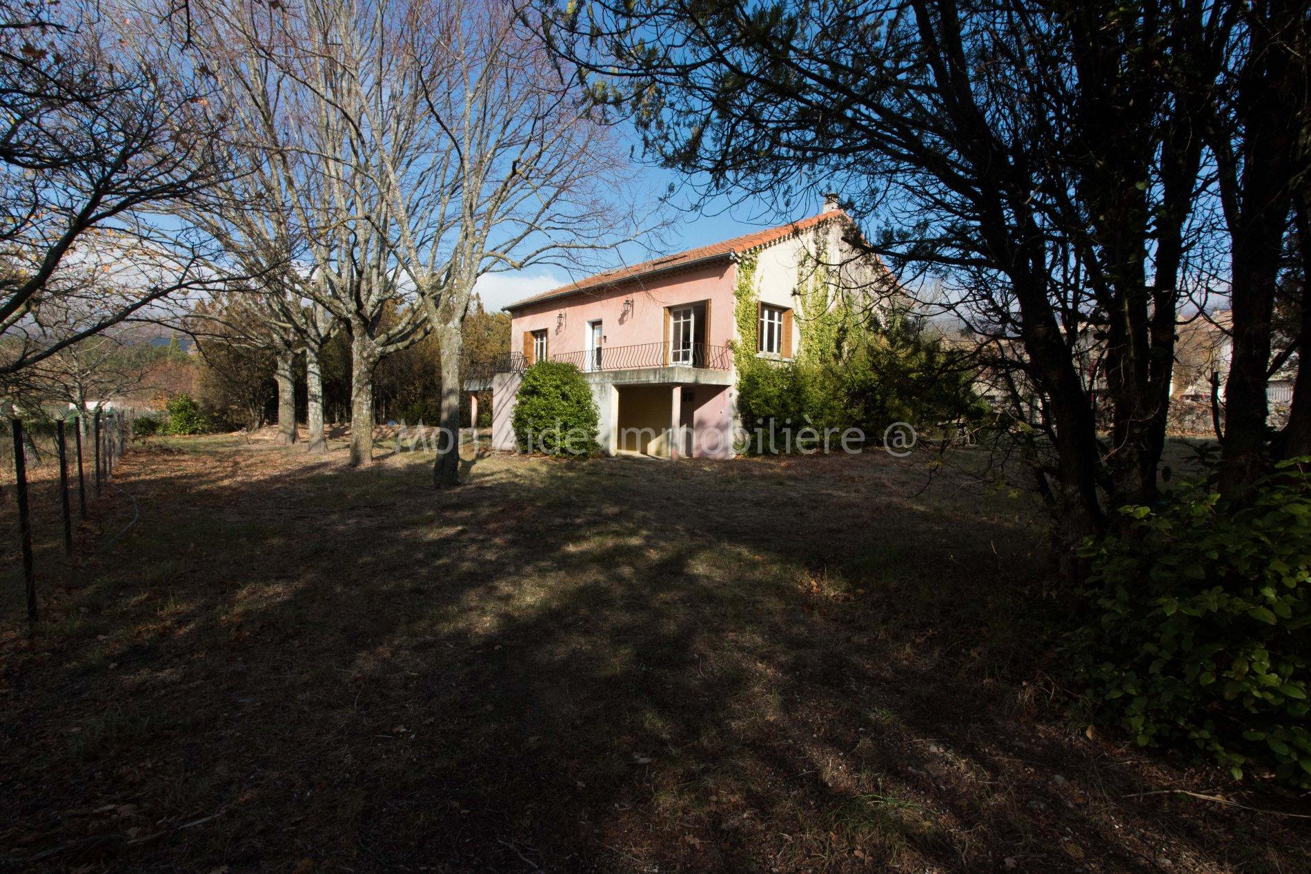 Annonce vente maison dieulefit 26220 98 m 260 000 for Annonce maison particulier