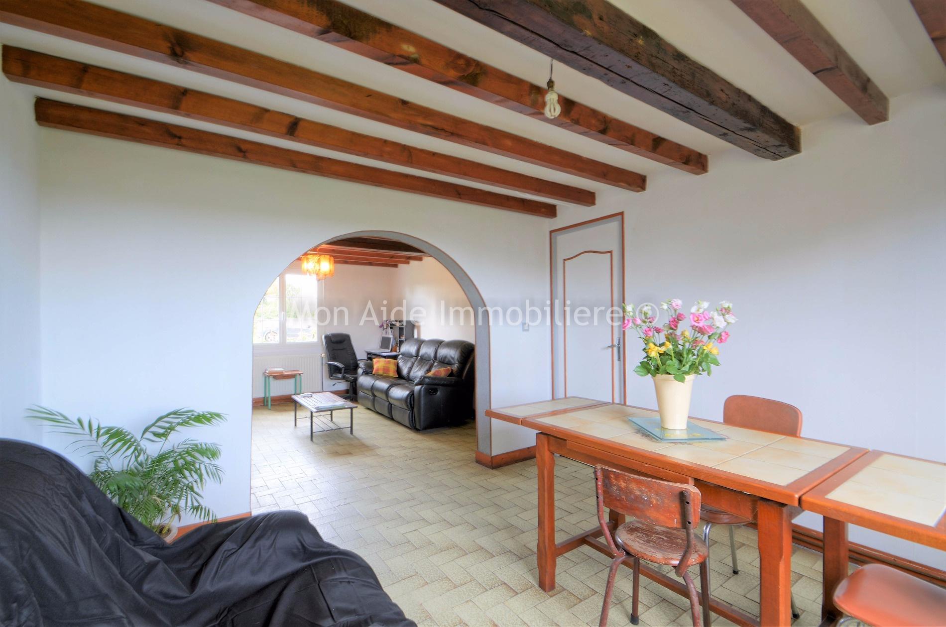 Annonce vente maison les pieux 50340 132 m 210 000 for Annonce maison particulier