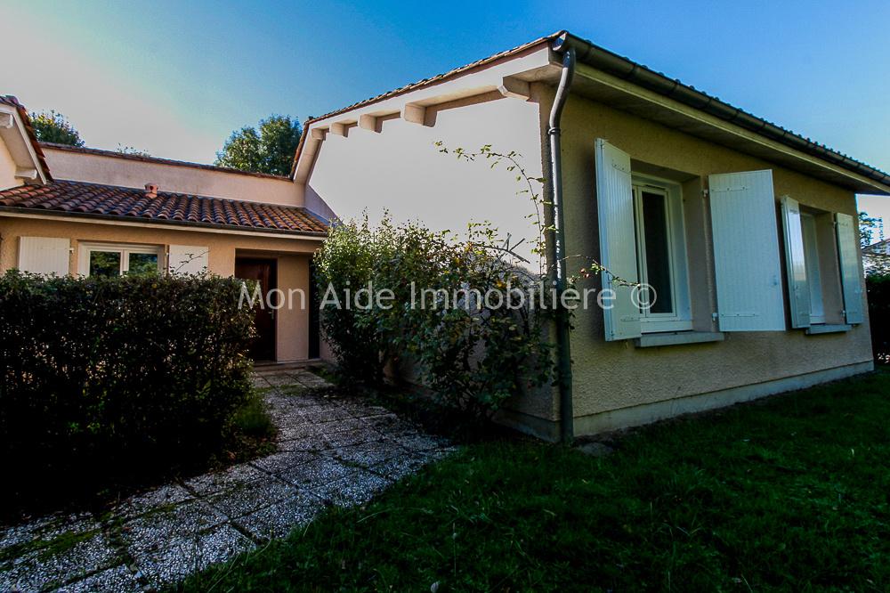 Annonce vente maison blaye 33390 125 m 156 000 for Annonce maison particulier