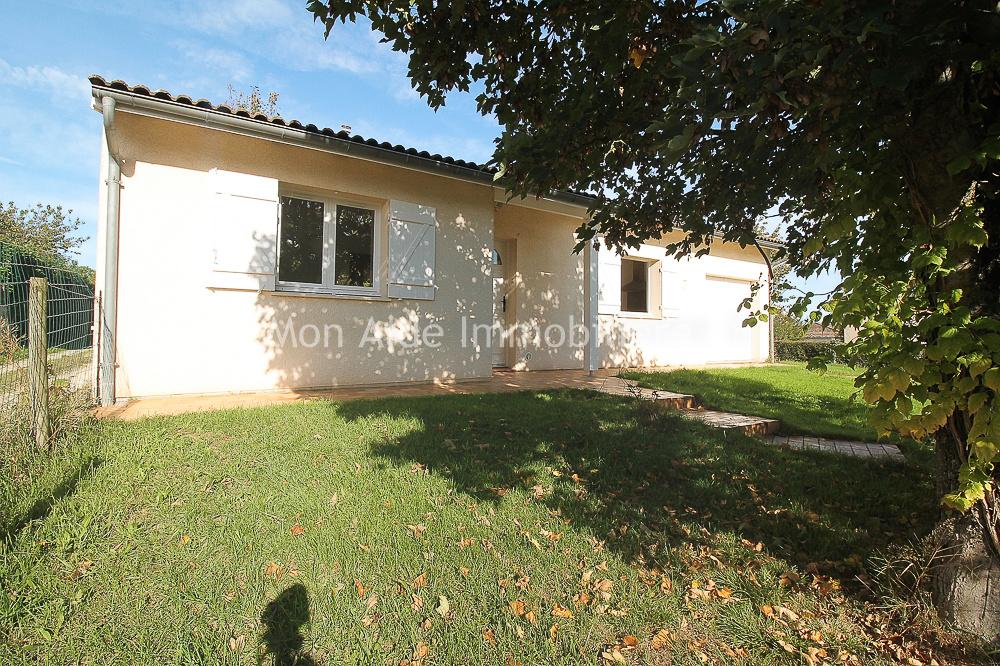 Annonce vente maison saint germain du puch 33750 87 m for Annonce maison particulier