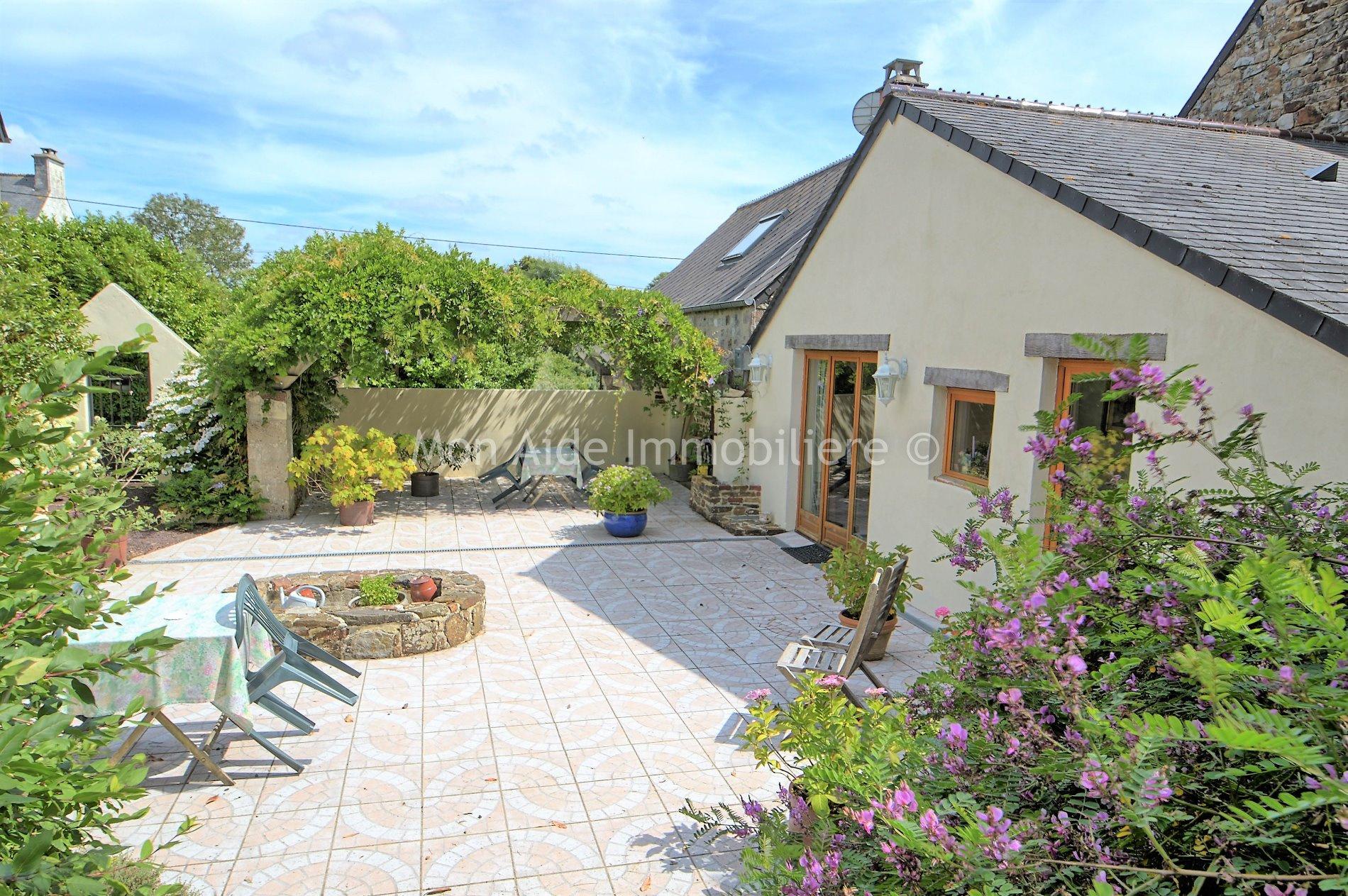Annonce vente maison portbail 50580 226 m 230 000 for Annonce maison particulier