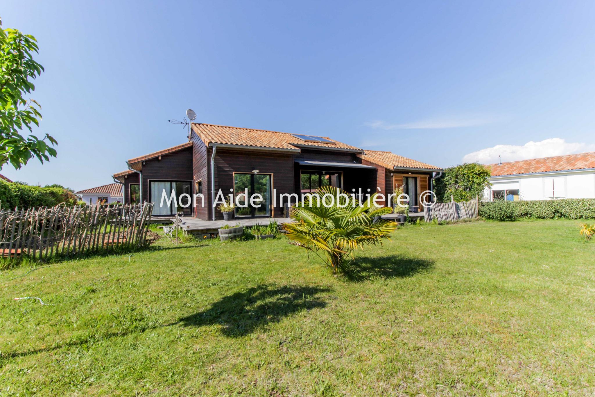 Maison Ossature Bois Vosges vente 100% entre particuliers. belle maison ossature bois