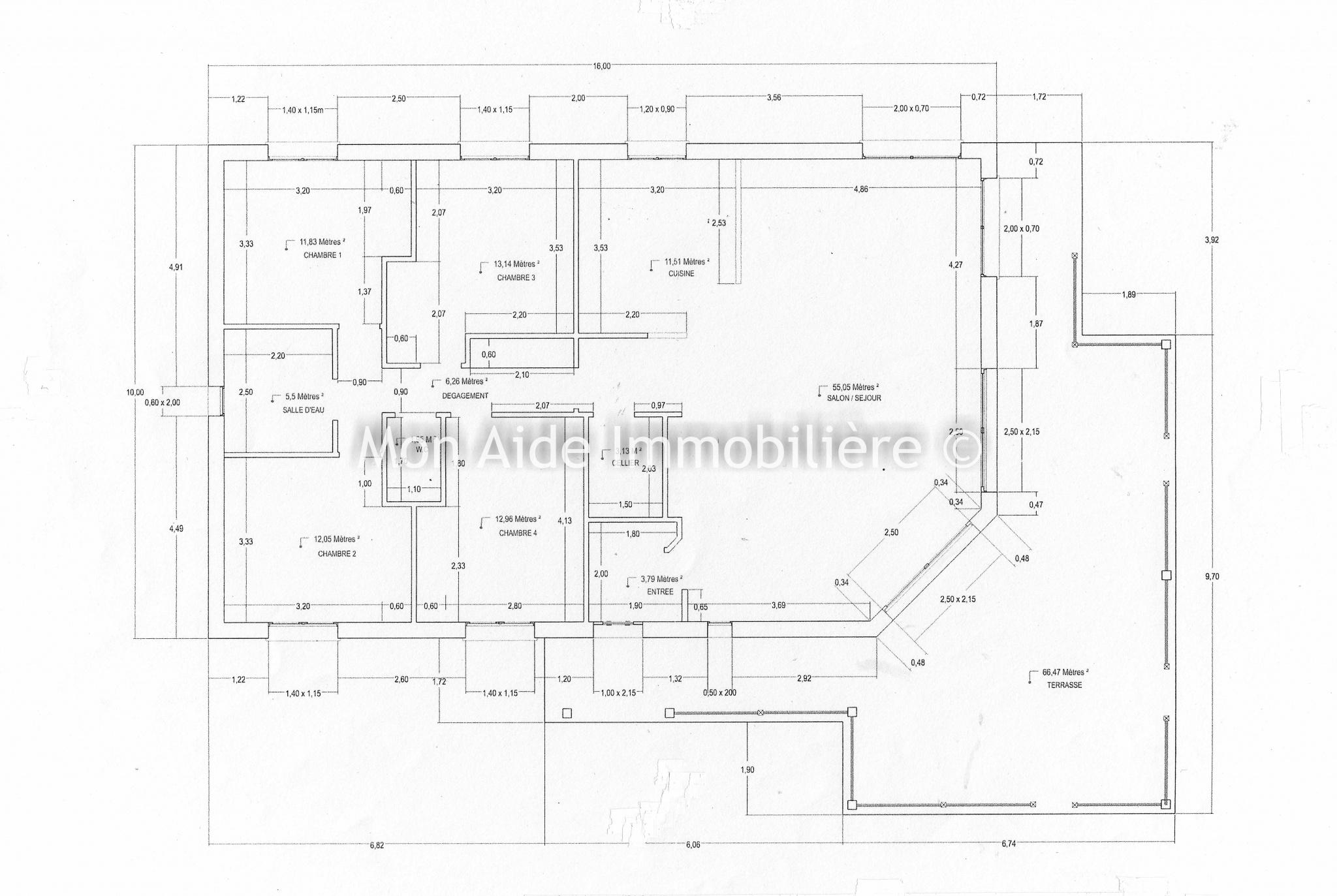 vente 100 entre particuliers maison moderne plain pied. Black Bedroom Furniture Sets. Home Design Ideas